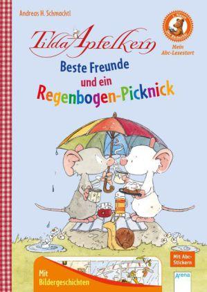 Tilda Apfelkern - Beste Freunde und ein Regenbogen-Picknick