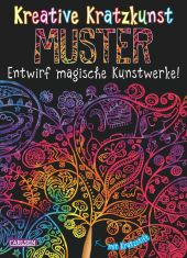 Muster, m. Kratzstift