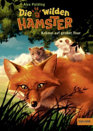Die wilden Hamster - Krümel auf großer Tour