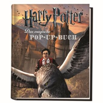 Harry Potter - Das magische Pop-up-Buch