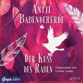 Der Kuss des Raben, 5 Audio-CDs