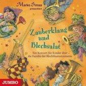 Zauberklang und Blechsalat, 1 Audio-CD Cover