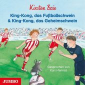 King-Kong, das Fußballschwein & King-Kong, das Geheimschwein, 1 Audio-CD