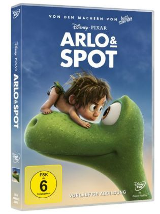 Arlo & Spot, 1 DVD