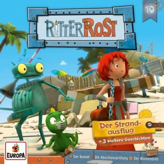 Ritter Rost - Der Strandausflug, Audio-CD