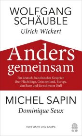 Anders gemeinsam Cover
