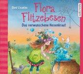 Flora Flitzebesen - Das verwunschene Hexenkraut, 2 Audio-CDs