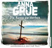 Die Kunst zu sterben, 6 Audio-CDs Cover