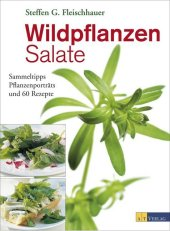 Wildpflanzen-Salate Cover