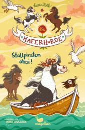 Die Haferhorde - Stallpiraten ahoi! Cover