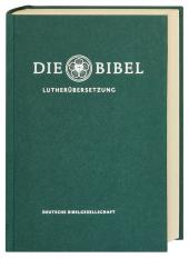 Die Bibel, Lutherübersetzung revidiert 2017 - Taschenausgabe grün