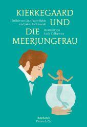 Kierkegaard und die Meerjungfrau Cover