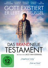 Das Brandneue Testament, 1 DVD Cover