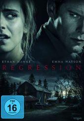 Regression, 1 DVD Cover