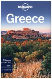 Lonely Planet Greece Guide