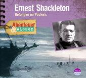 Ernest Shackleton, Audio-CD Cover