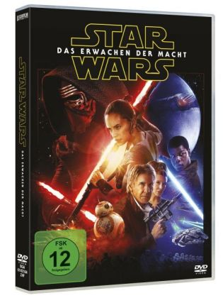 Star Wars - Das Erwachen der Macht, 1 DVD; Star Wars: Episode VII - Das Erwachen der Macht, 1 DVD