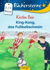 King-Kong, das Fussballschwein Cover