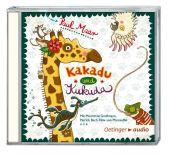 Kakadu und Kukuda, 1 Audio-CD Cover
