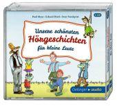 Unsere schönsten Hörgeschichten, 3 Audio-CDs Cover