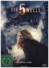 Die 5. Welle, 1 DVD + Digital UV Cover