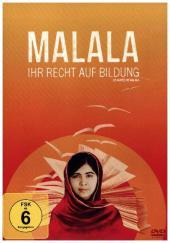Malala - Ihr Recht auf Bildung, 1 DVD Cover
