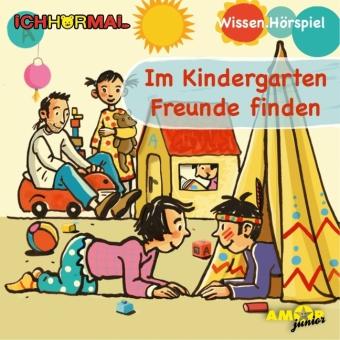 Im Kindergarten Freunde finden, Audio-CD