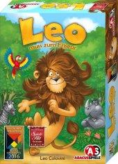 Leo muss zum Friseur (Kinderspiel) Cover