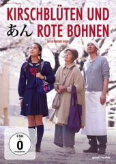 Kirschblüten und rote Bohnen, 1 DVD Cover
