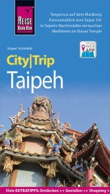 Reise Know-How CityTrip Taipeh