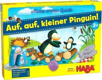 Meine ersten Spiele, Auf, auf, kleiner Pinguin! (Kinderspiel)