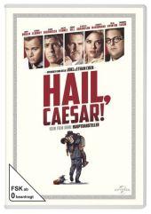 Hail, Caesar!, 1 DVD Cover