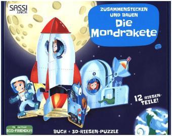 Die Rakete (Kinderpuzzle)