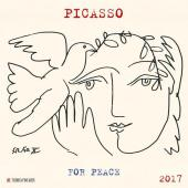 Pablo Picasso - For Peace 2017