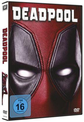 Deadpool, 1 DVD