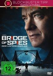 Bridge Of Spies, 1 DVD Cover