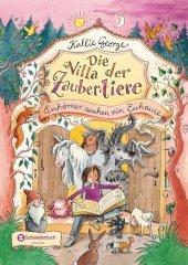 Die Villa der Zaubertiere - Einhörner suchen ein Zuhause Cover