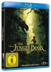The Jungle Book, 1 Blu-ray