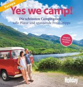 Holiday Reisebuch Yes we camp!