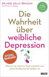 Die Wahrheit über weibliche Depression Cover