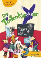 Die Tintenkleckser - Mattis haut ab Cover