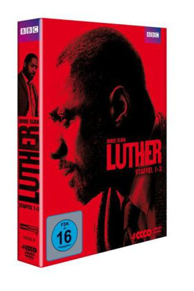 Luther, 4 DVD