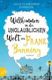 Willkommen in der unglaublichen Welt von Frank Banning Cover