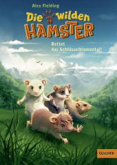 Die wilden Hamster - Rettet das Schlüsselblumental! Cover