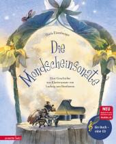 Doris Eisenburger: Die Mondscheinsonate, m. 1 Audio-CD
