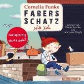 Fabers Schatz, 1 Audio-CD Cover