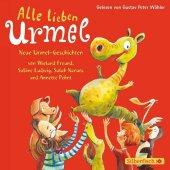 Alle lieben Urmel, 2 Audio-CDs Cover