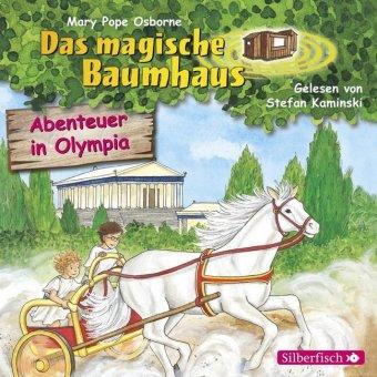 Abenteuer in Olympia, 1 Audio-CD