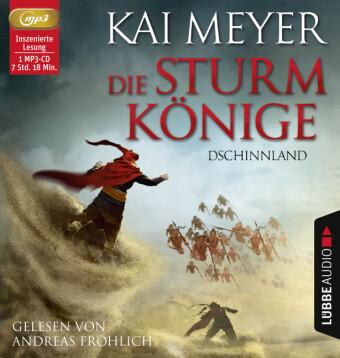 Die Sturmkönige - Dschinnland, MP3-CD