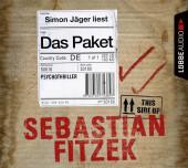 Das Paket, 6 Audio-CDs Cover